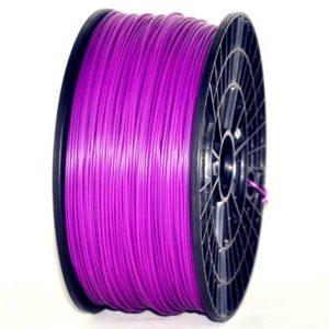 ABS 1.75mm 1KG 3D printer consumables purple HIGH QUALITY GARANTITA SU MAKERBOT, MULTIMAKER, ULTIMAKER, REPRAP, PRUSA