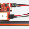OSD Module Image Overlay + GPS System with Amplified Passive Antenna Siginal 3db