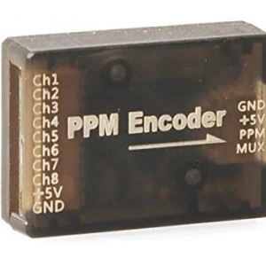 PWM to PPM Encoder for Pixhawk/PPZ/MK/MWC Pirate PPM Encoder